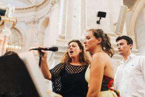 Chanteuse ceremonie groupe musique mariage suisse